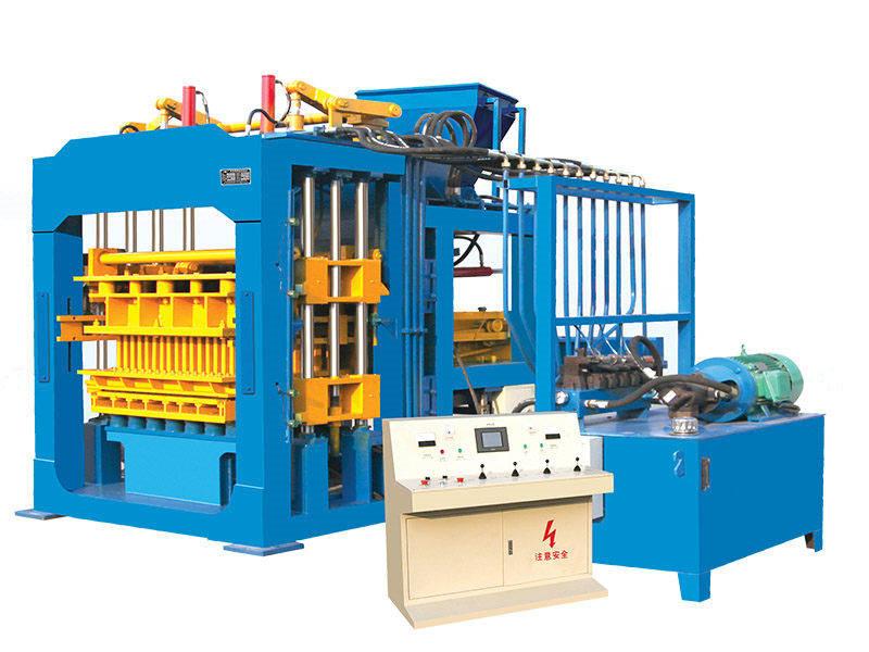 QT8-15C sand brick making machine