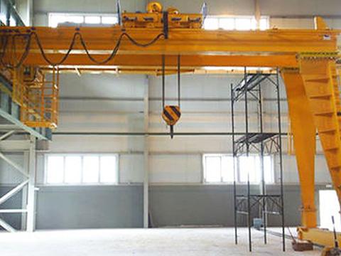 double beam semi gantry crane suppliers