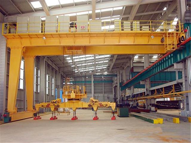 China 32 Ton Gantry Cranes
