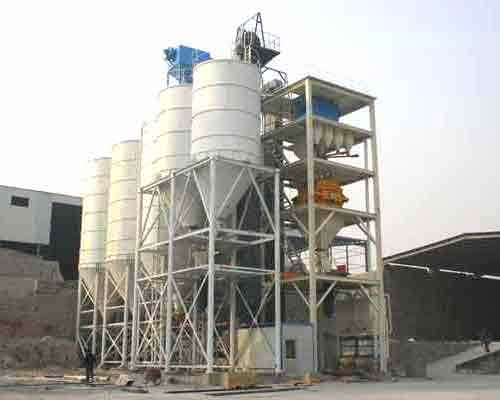 Aimix Dry Mortar Production Line
