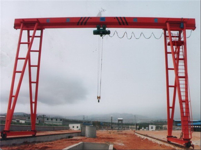 Buying a gantry crane 5 tons to China