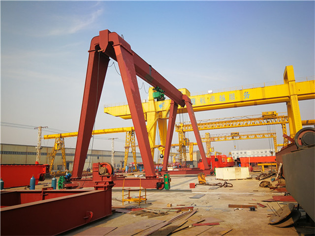 buy 5 tons gantry crane for sale