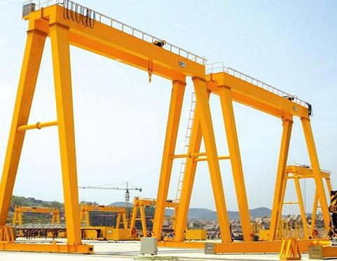 Prolong The Service Life Of A 20-Ton Gantry Crane