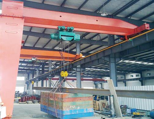 A 20-Ton Gantry Crane